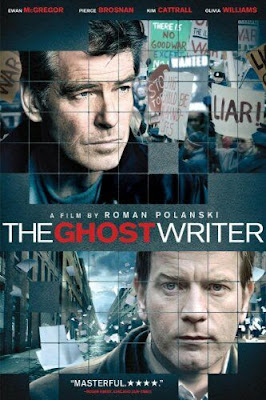 Sinopsis film The Ghost Writer (2010)