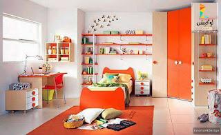 Modern Children's Rooms 20