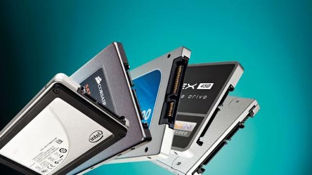 تسريع نقل الملفات ويندوز 10 عبر SSD