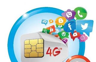 sim solo dati internet 4G