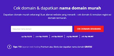 beli domain murah di hostinger