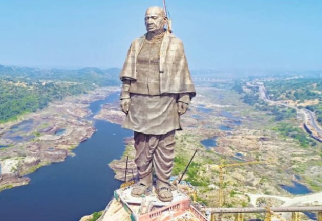 Image result for statue of unity blog