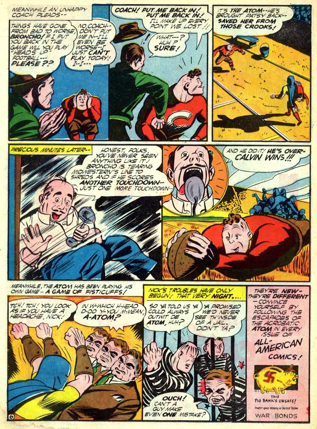 Read online All-American Comics (1939) comic -  Issue #57 - 32