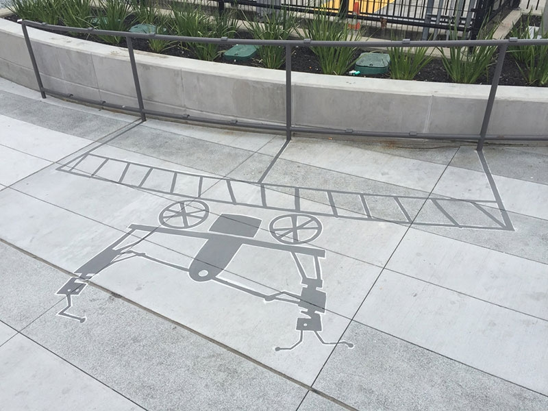 05-Train-Rails-Damon-Belanger-Inventive-Surreal-Shadow-Paintings-come-Alive-www-designstack-co