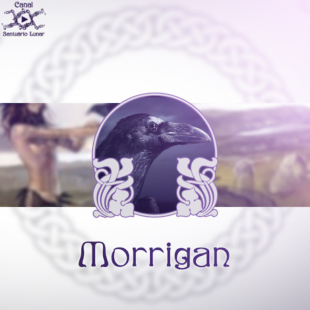 Morrigan - Goddess of Battles and Life Cycle | Wicca, Magic, Witchcraft, Paganism