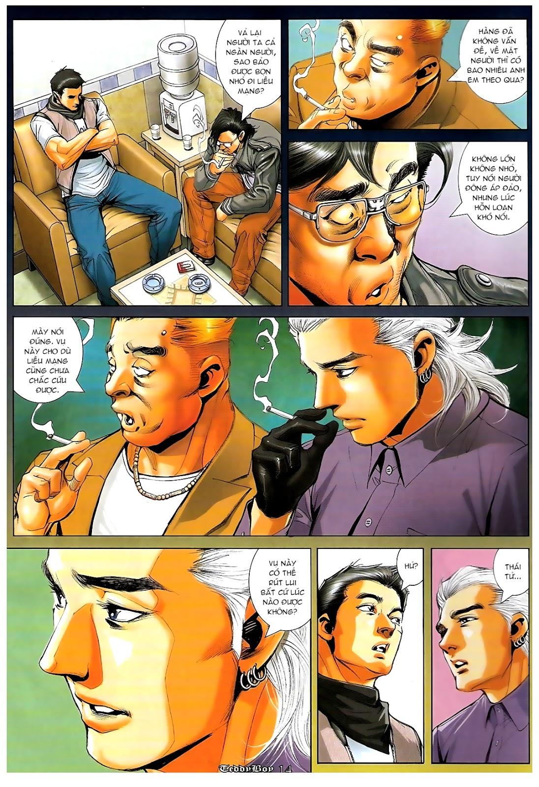 Người Trong Giang Hồ - Chapter 1217: Trận chiến cuối cùng - Pic 10