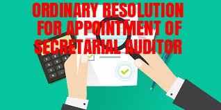Ordinary-Resolution-Appointment-of-Secretarial-Auditor