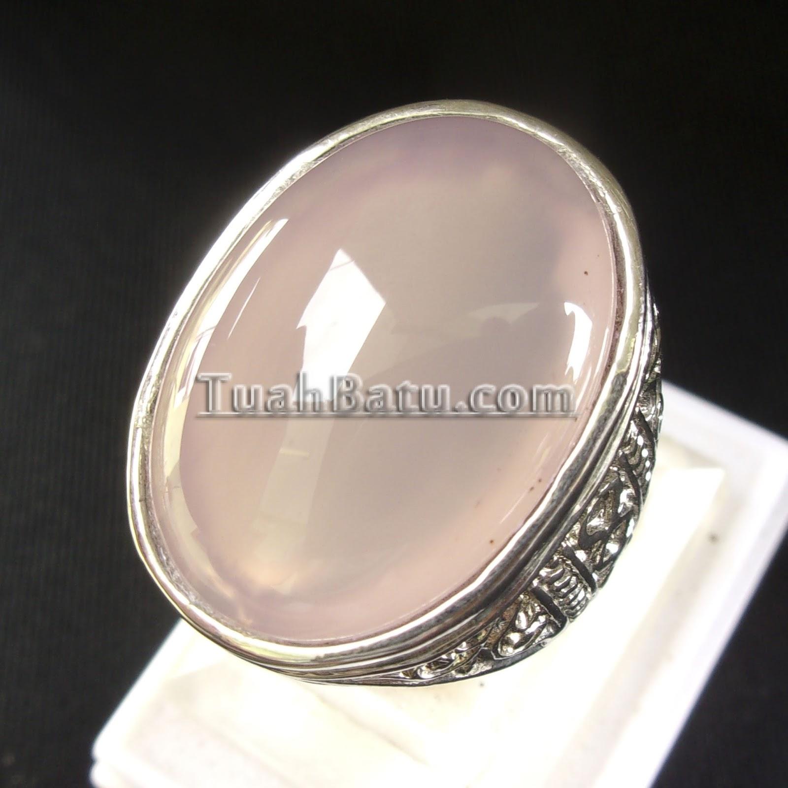 Cincin Mustika Pelet Birahi Ampuh - 181  Tuah Batu Mustika