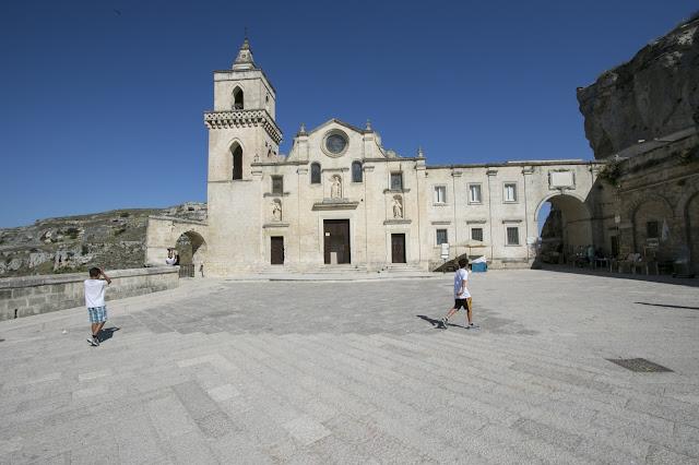 Chiesa di San Pietro Caveoso-Matera