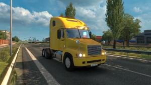Freightliner Century truck mod (1.26)