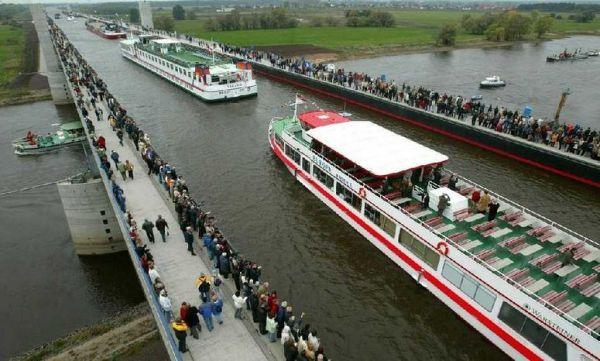Jembatan Air Magdeburg