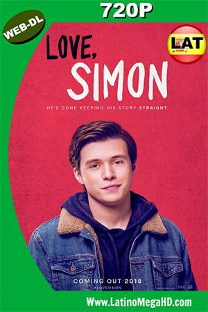 Yo soy Simón (2018) Latino HD WEB-DL 720P ()