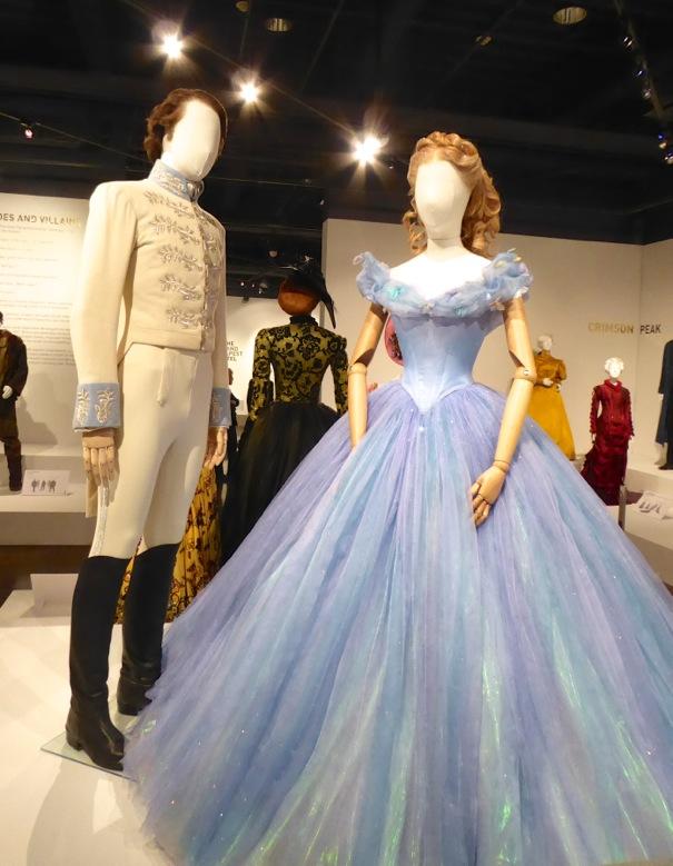 Disney Cinderella Royal Ball movie costumes