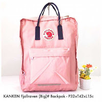 KUDO Tas Ransel Kanken Fjallraven Backpack Big ANDHIMIND