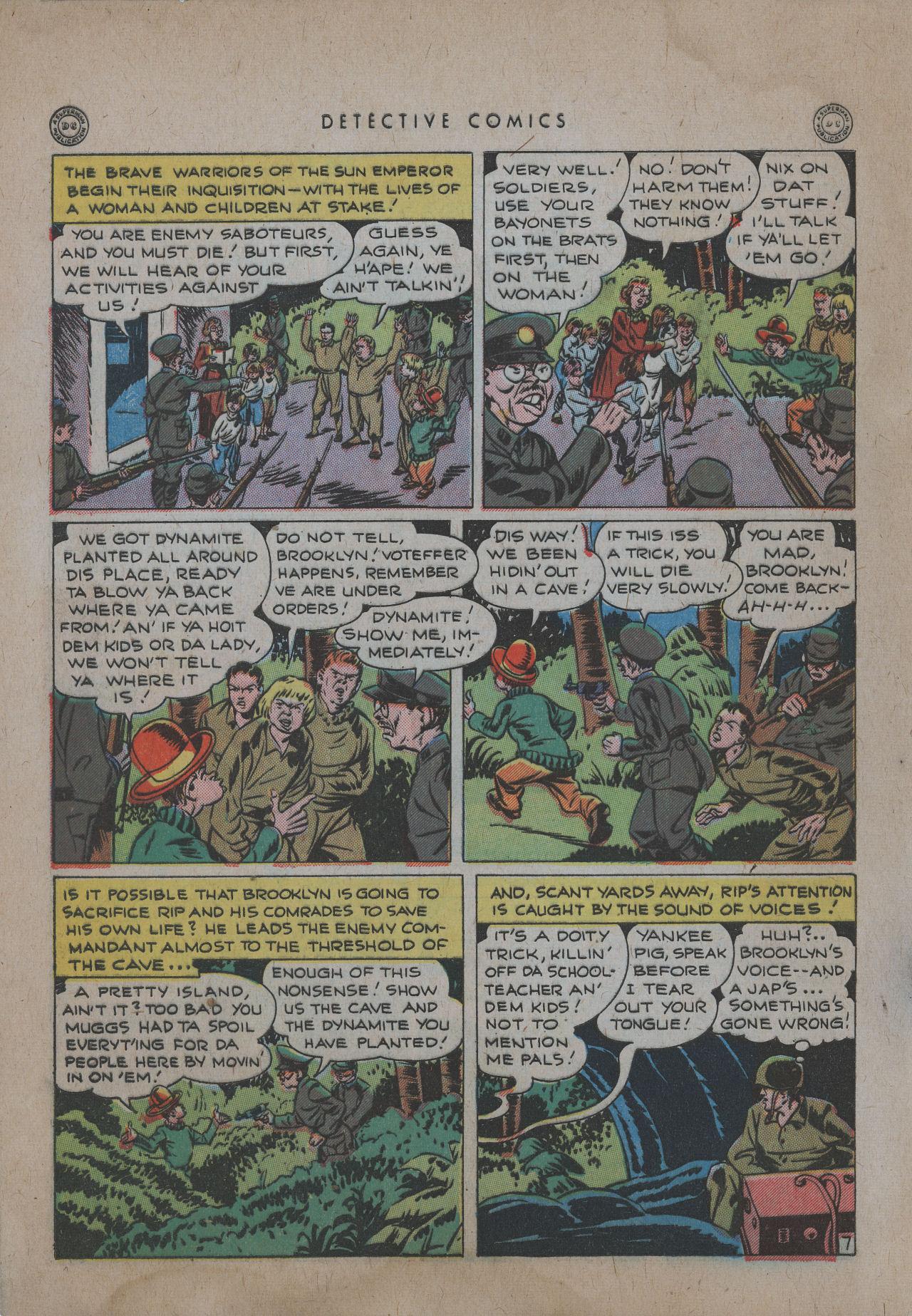 Read online Detective Comics (1937) comic -  Issue #101 - 46