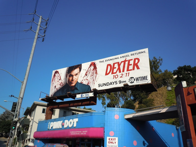 Dexter season 6 billboard