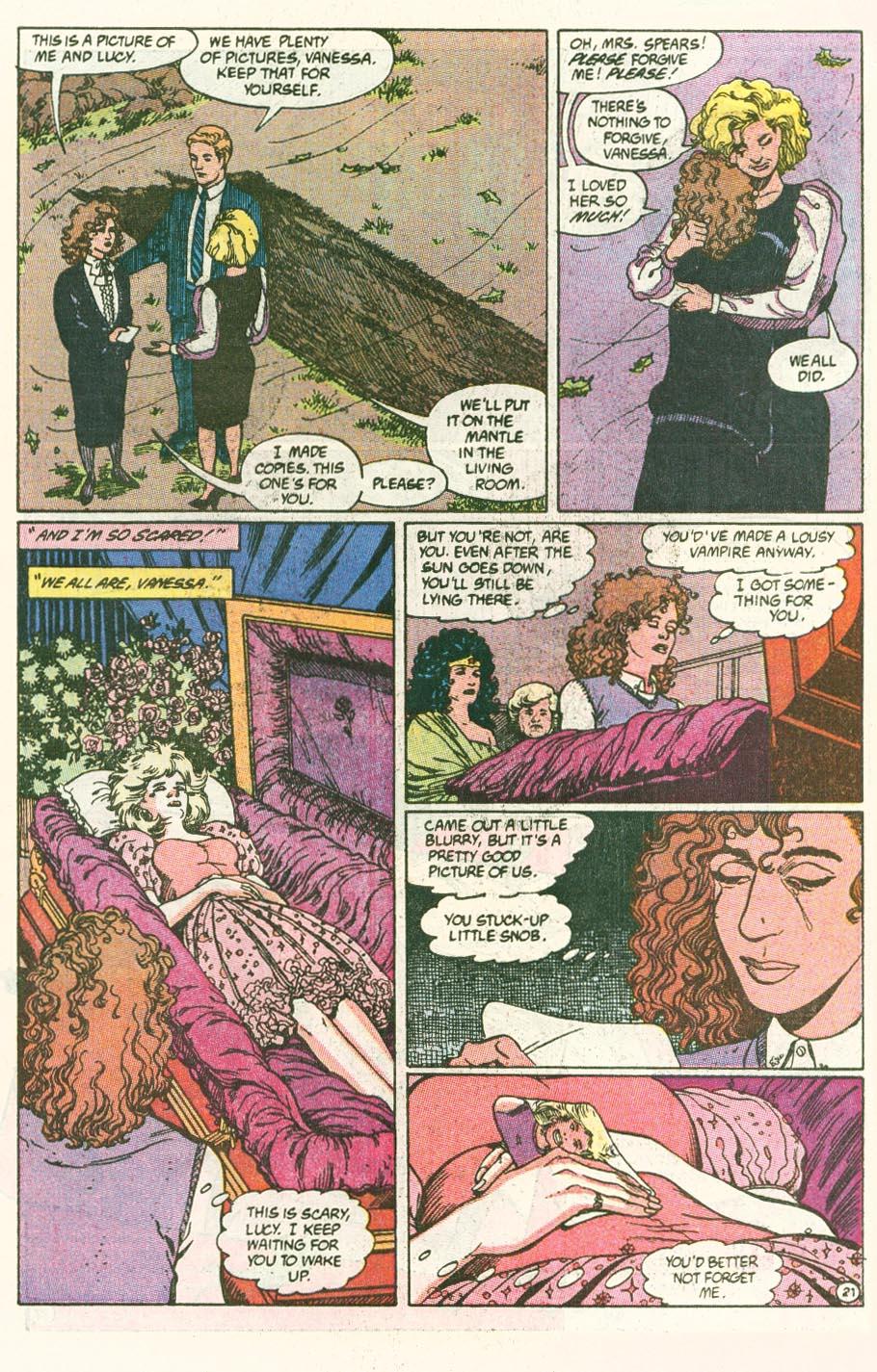 Read online Wonder Woman (1987) comic -  Issue #46 - 22