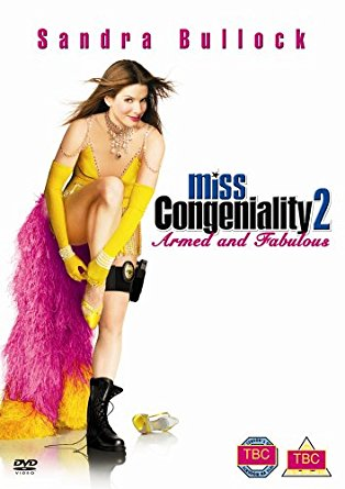 Miss Congeniality 2 2005 Armed and Fabulous Dual Audio Hindi 720p BluRay 950mb