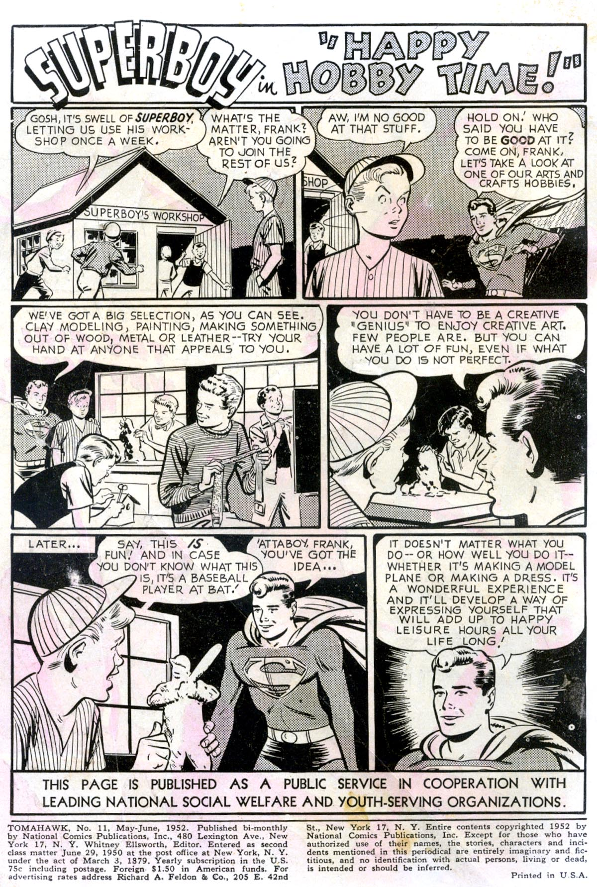 Read online World's Finest Comics comic -  Issue #58 - 2
