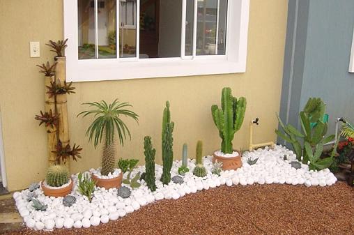 Quintal casa alugada ideias simples casas poss veis for Jardineria decorativa