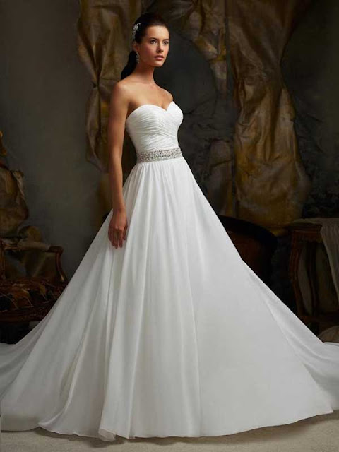 Fairy Wedding Dress Style