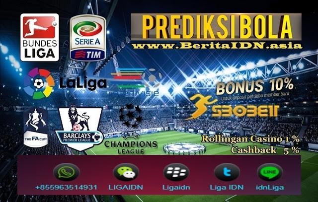 Prediksi Pertandingan Bola Tanggal 22 - 23 Maret 2019