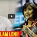 Leni Robredo Napahiya Sinupalpal Ni Spox Harry Roque Dahil Sa Pagkontra Sa Sinabi Ni Pres. Duterte