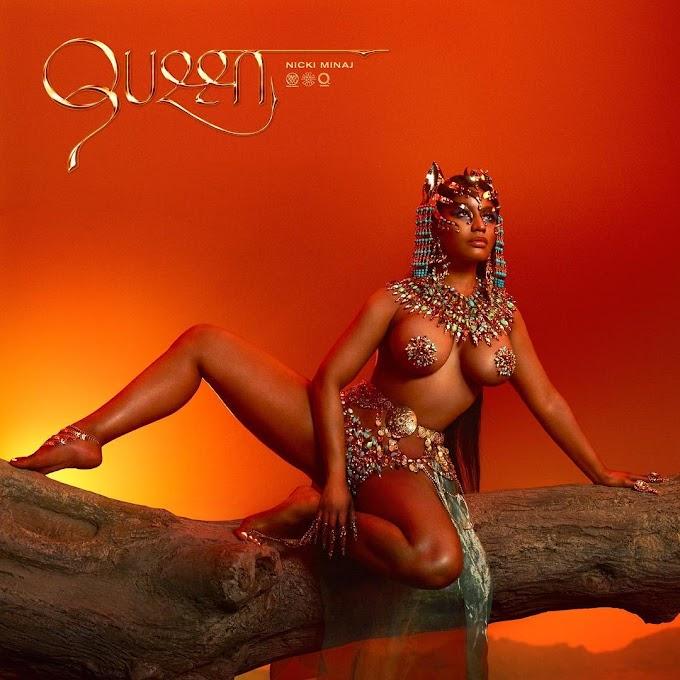"""Emergência do rap! Minaj lança seu novo album """"Queen"""""""