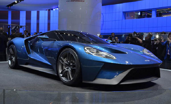 Ford Gt  Reviews Specs Price