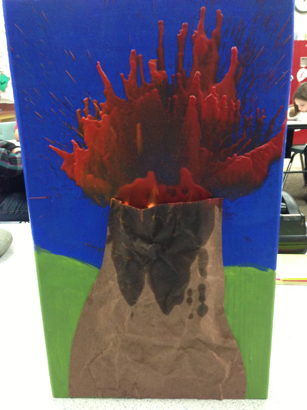 Now What Ms Lemons Fun With Volcanoes