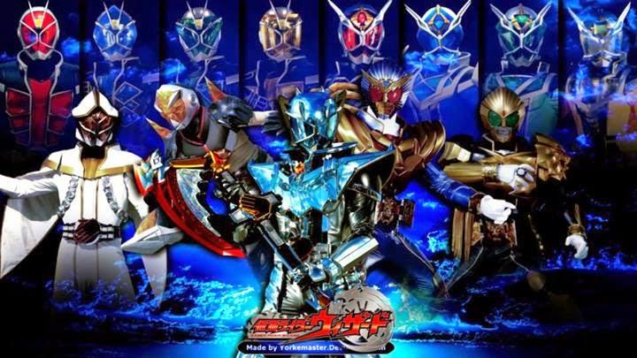 Kamen Rider Wizard Episode 52 Sub Indo