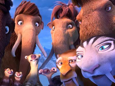 Crítica de 'Ice age: El gran cataclismo': Nueva aventura repleta de personajes