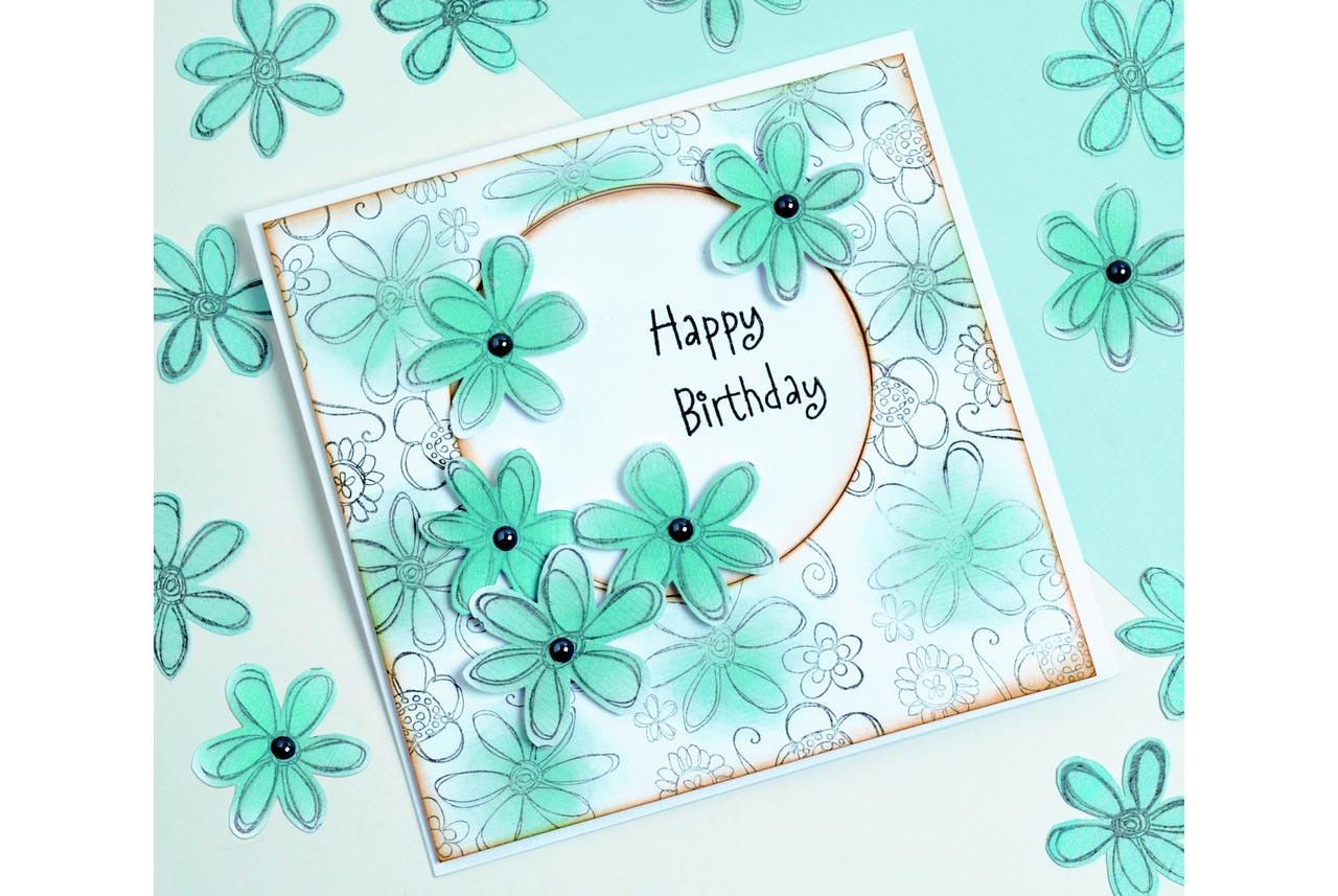 Инструмент, создать открытки на день рождения
