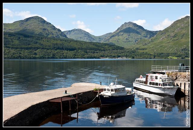 Lago Lomond (Escocia)