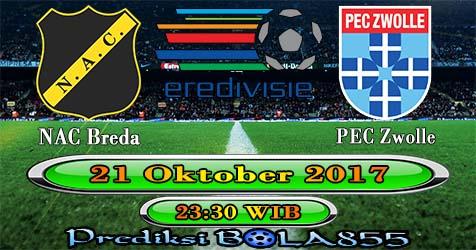 Prediksibola855 NAC Breda vs PEC Zwolle 21 Oktober 2017