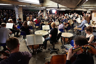 The Multi-Storey Orchestra