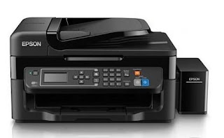 How to reset epson L565