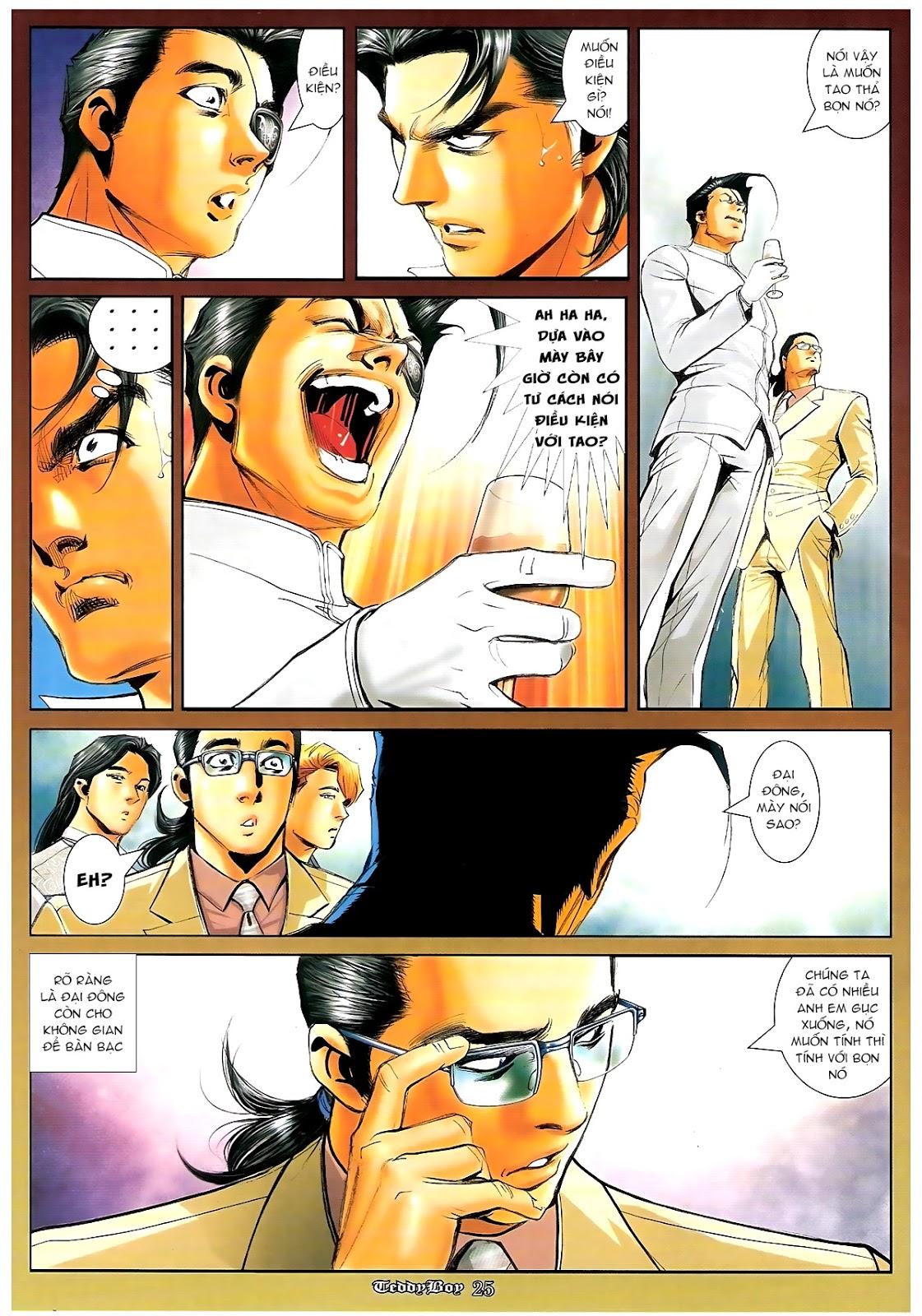 Người Trong Giang Hồ - Chapter 1219: Sống chết cũng theo - Pic 22