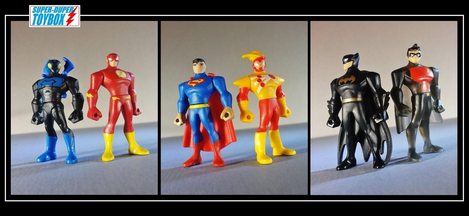Super-DuperToyBox: Justice League Action Series 1, Batman Unlimited ...