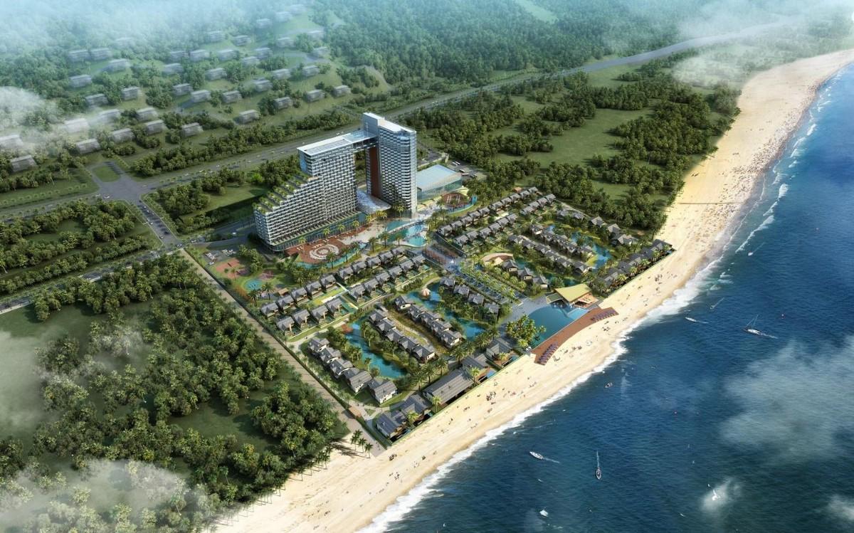 Condotel Sonasea Vân Đồn Harbor City