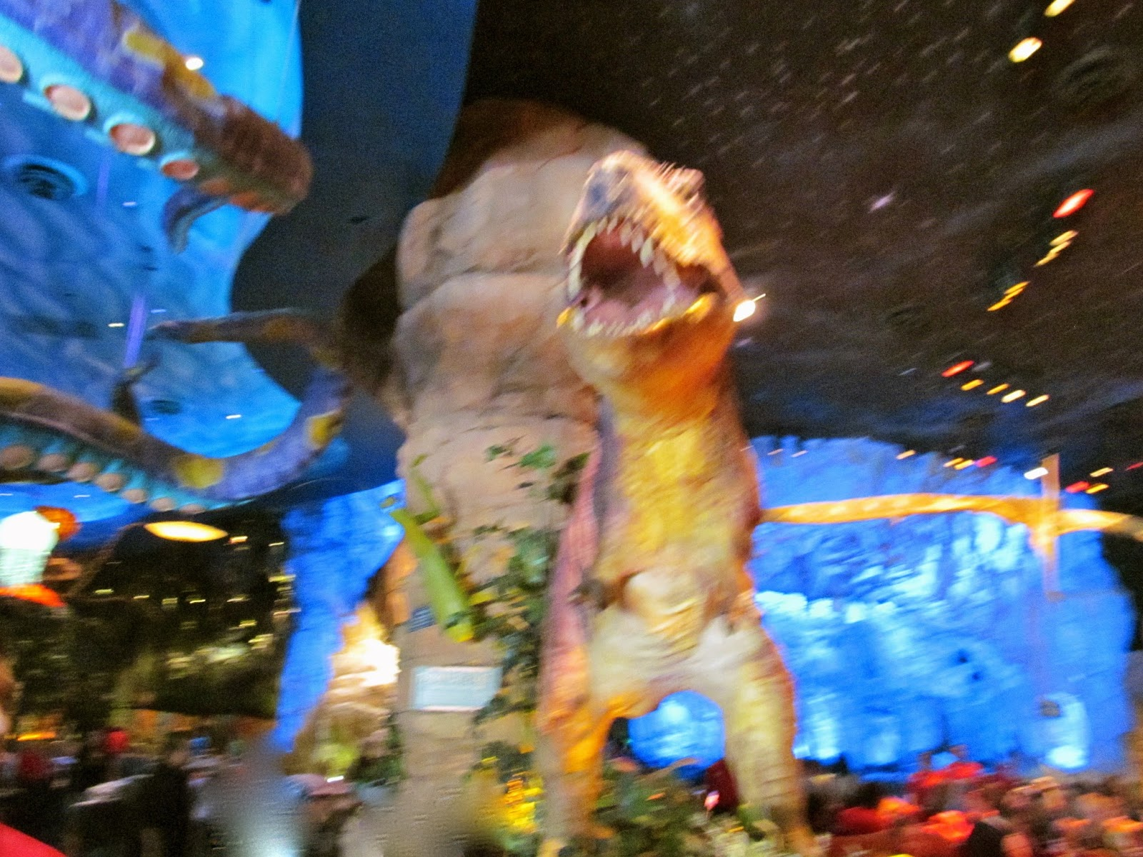 T-Rex Cafe at Downtown Disney, Orlando, FL