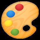 Paint emoji