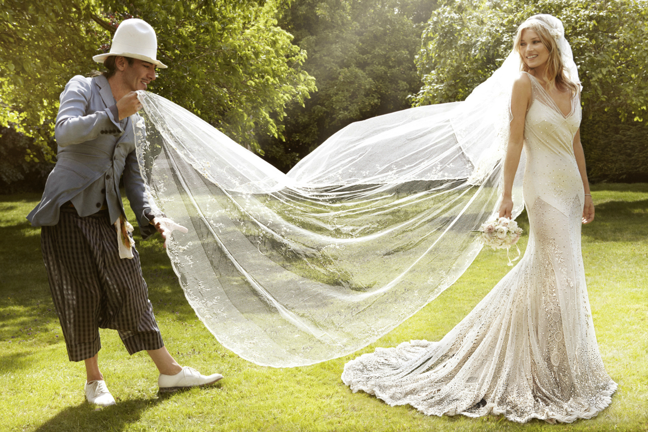 Kate Moss Hochzeit Love My Weddings Kate Moss 39 Perfect Garden Wedding