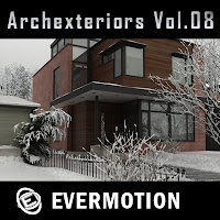 Evermotion Archexteriors vol.08 室外3D模型第8季下載