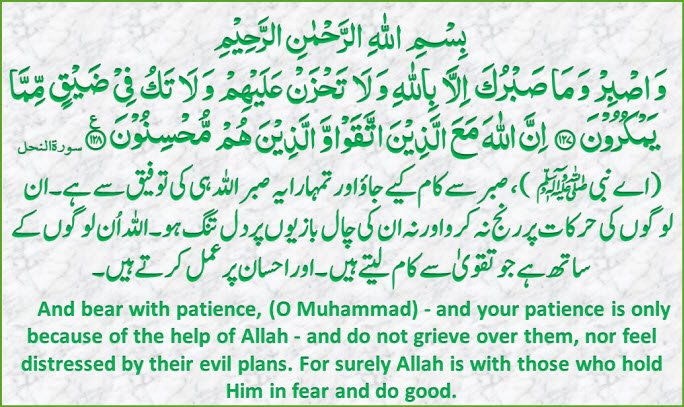 Quran Spreadsheet