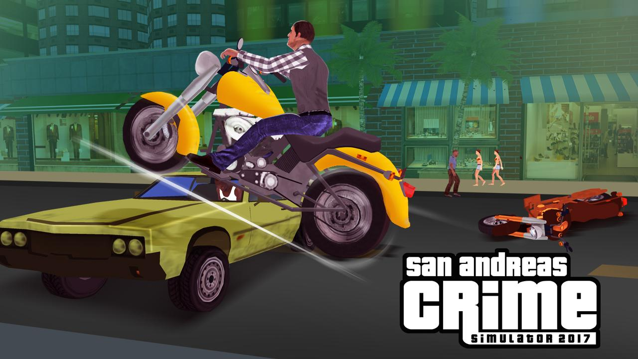 San Andreas crime simulator Game 2017 MOD APK