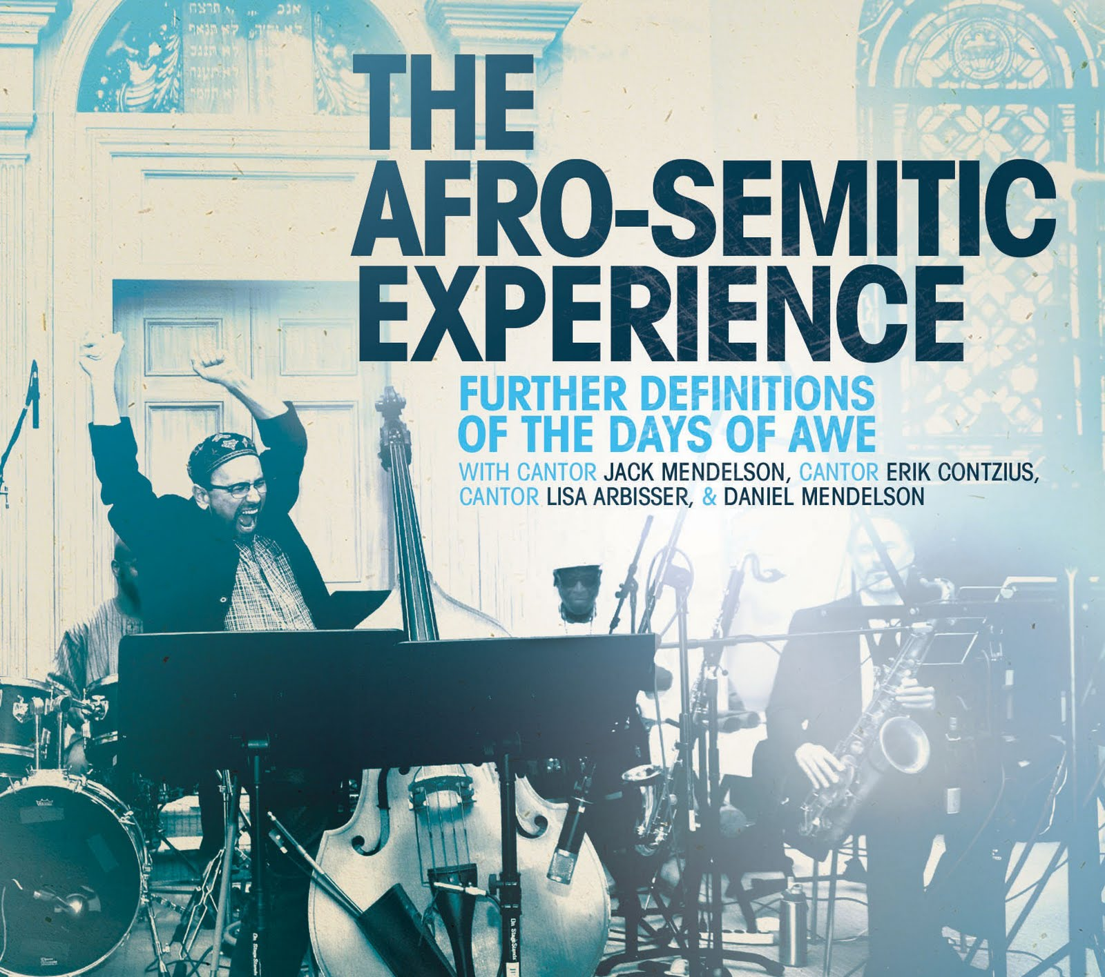 2800 White Plains Rd: Art & Culture Maven: CD Release: The Afro-Semitic