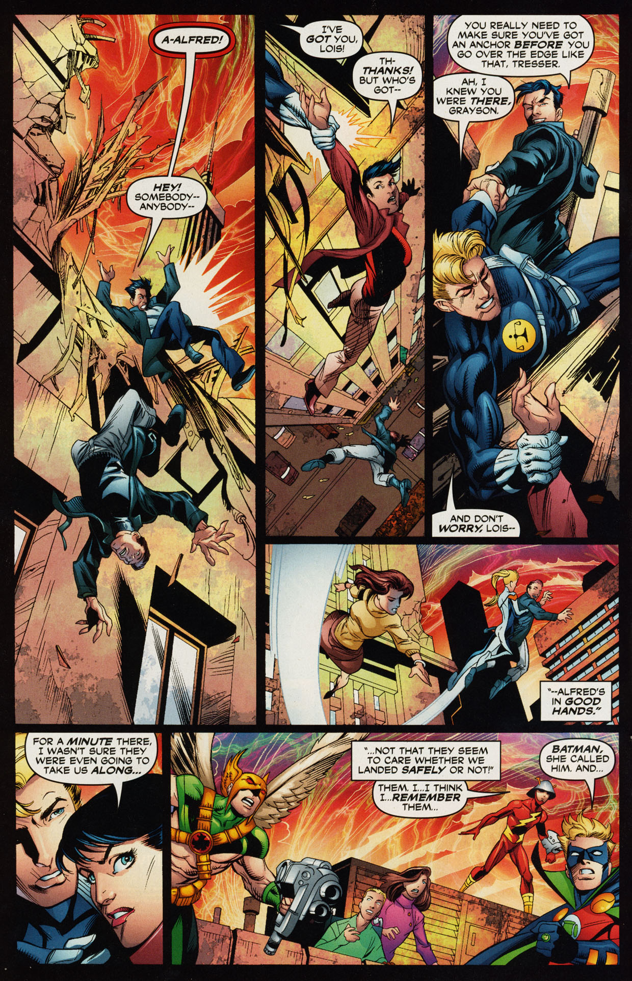 Read online Trinity (2008) comic -  Issue #40 - 9