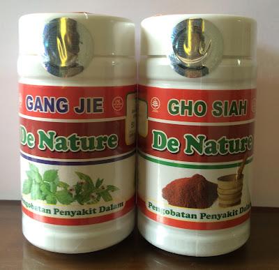 Obat Herbal Gang Jie Dan Gho Siah