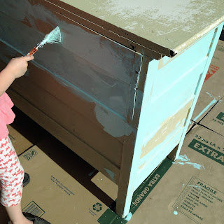 OC's, #green, kids bedroom, painted furniture, painted kids furniture